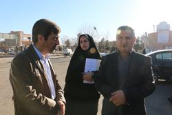 بازدید فرماندار شهرستان آران و بیدگل از بیمارستان سید الشهدا(ع)